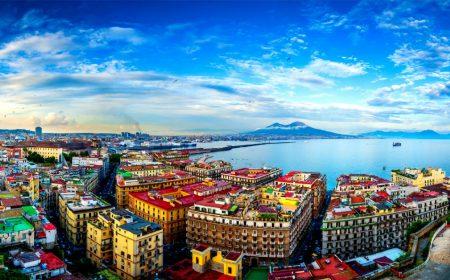 Il giro d'Italia continua e Next Energy arriva a Campania NewSteel, a Napoli, il 18 ottobre