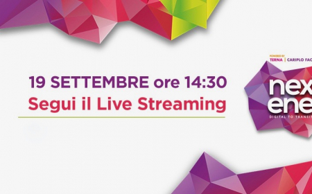 Segui la diretta live streaming di Next Energy 4