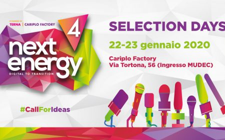 15 startup accedono ai Selection Days della Call For Ideas
